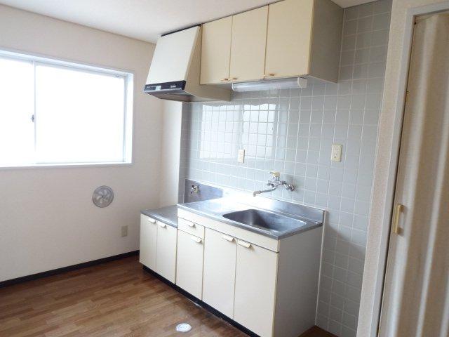 ルミナス田口 00101号室の風呂