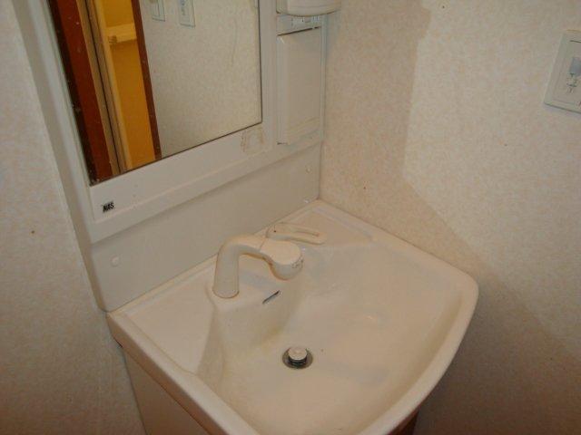 パルフェドルミナス 00102号室の洗面所