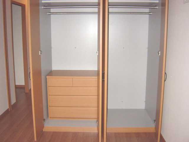 パルフェドルミナス 00102号室の収納