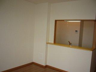 パルフェドルミナス 00102号室のキッチン