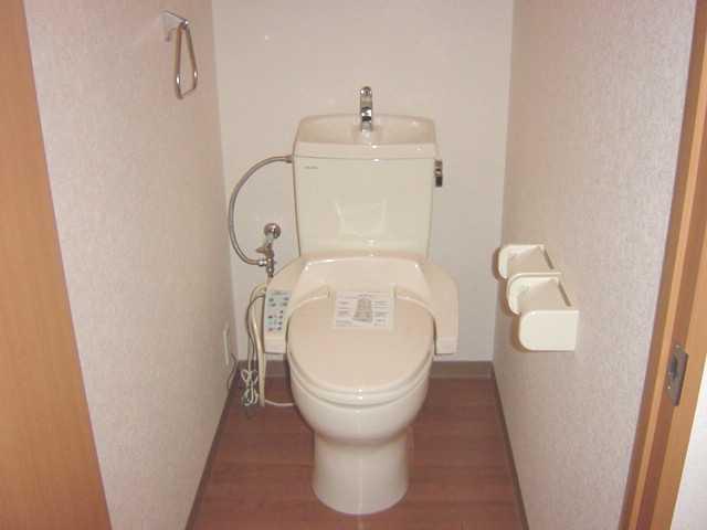パルフェドルミナス 00102号室のトイレ