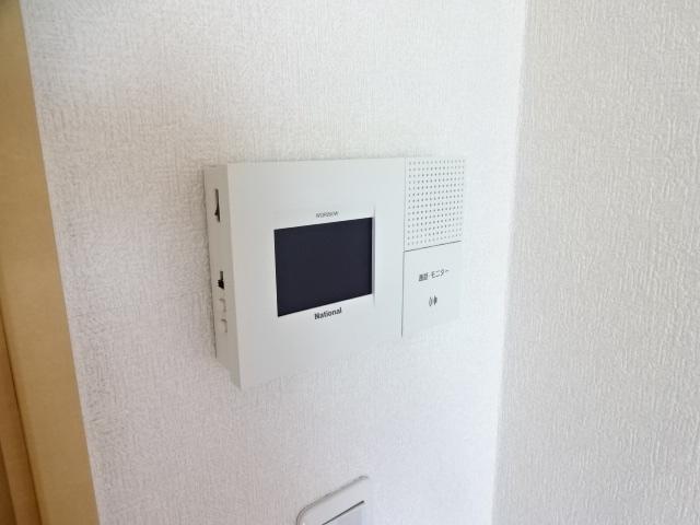 グランディア サリオ 101号室のセキュリティ