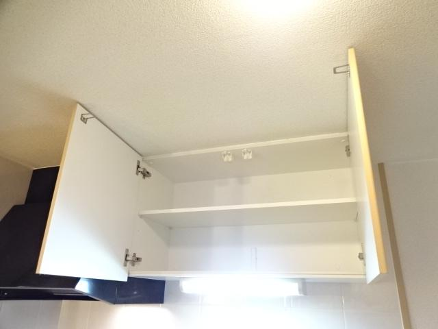 グランディア サリオ 101号室のキッチン