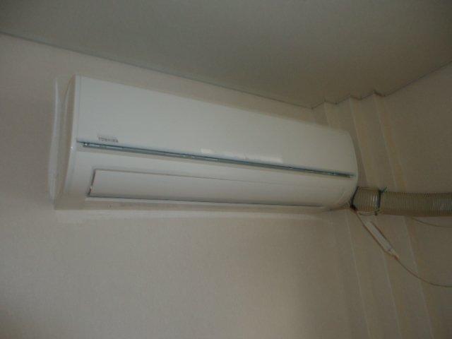 ハイツパークサイド 102号室の設備