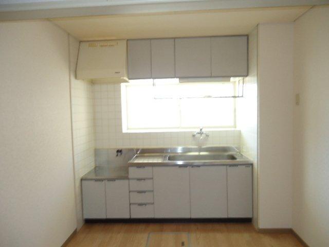 ハイツパークサイド 205号室のキッチン