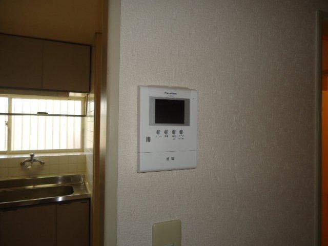 ハイツパークサイド 205号室の設備