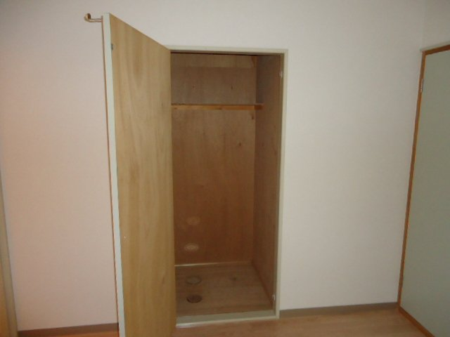 ハイツパークサイド 205号室の収納