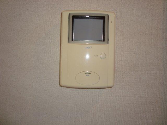 フォレスト粕川 C棟 206号室のセキュリティ