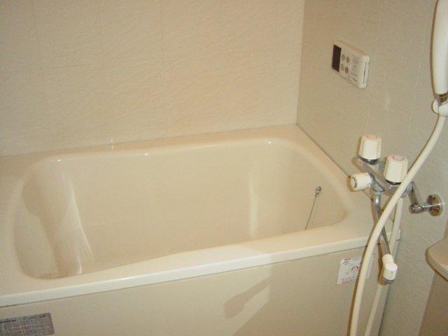 フォレスト粕川 C棟 206号室の風呂