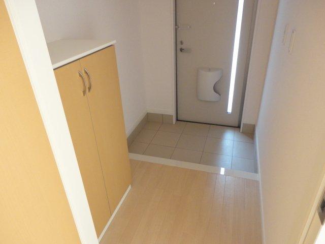 グレイシャス 203号室のトイレ