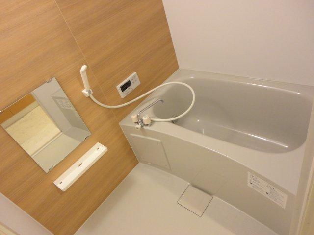 グレイシャス 203号室の風呂