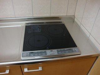 フィオーレ 102号室のキッチン