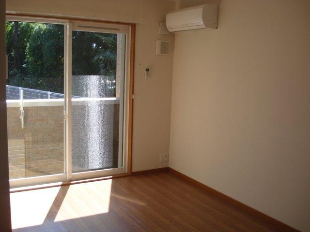 フィオーレ 102号室のバルコニー