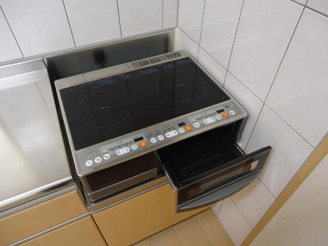 カーサ・コスモ 00201号室のキッチン