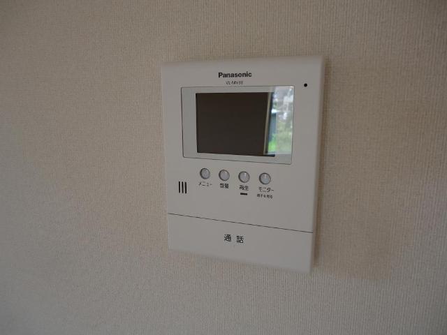 カーサ・コスモ 00201号室のセキュリティ
