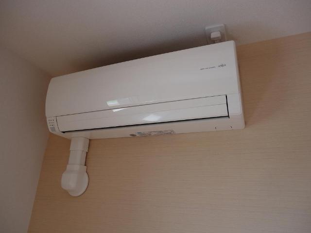 カーサ・コスモ 00201号室の設備