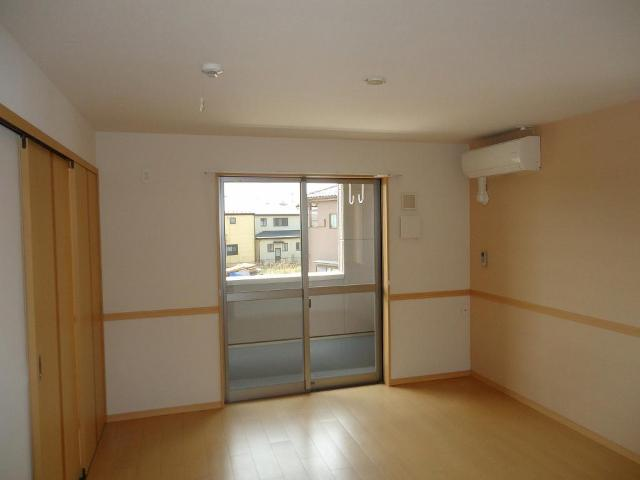 カーサ・コスモ 00201号室の景色