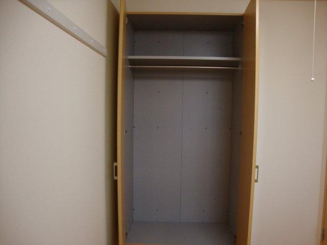 ドラクロワ 00101号室の収納
