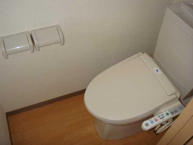 ドラクロワ 00101号室のトイレ