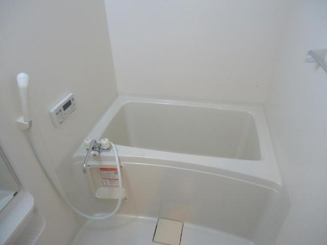 ギャレットコート 205号室の風呂