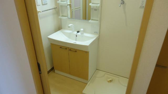 ヴァンヴェール 101号室の洗面所