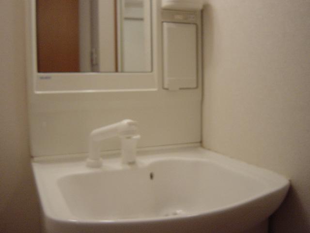 Costa del sol 202号室の洗面所