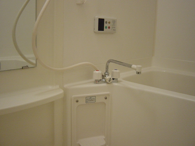 Costa del sol 202号室の風呂