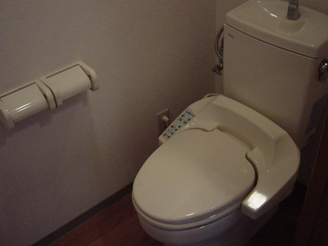Costa del sol 202号室のトイレ