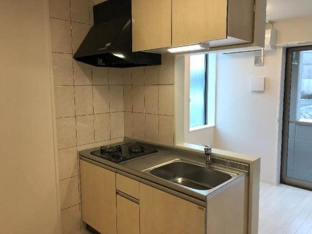 ビセスティーレⅡ 101号室のキッチン