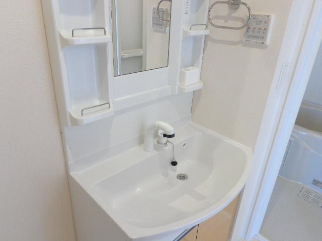 ビセスティーレⅡ 101号室の洗面所