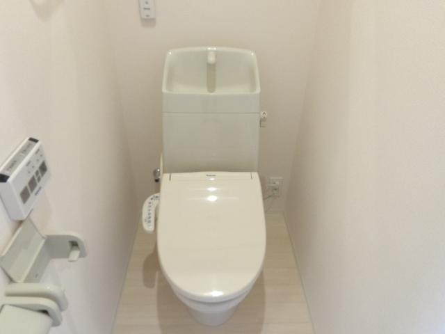 ビセスティーレⅡ 101号室のトイレ