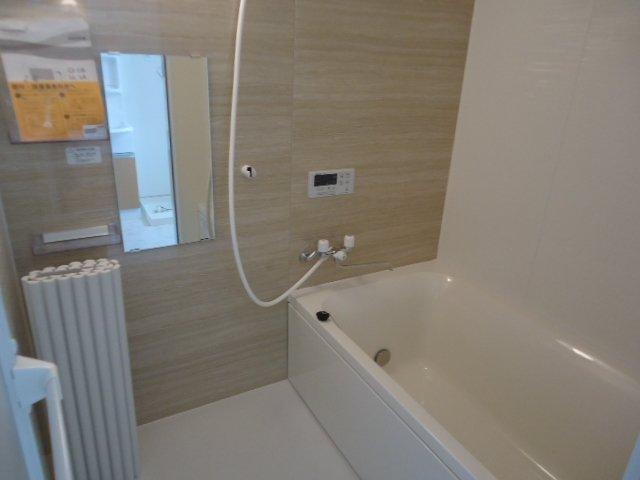 (仮)裾野市佐野アパート新築工事 102号室の風呂