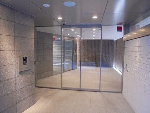 ライオンズアイル渋谷松濤 204号室のセキュリティ