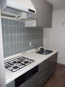 ラビ目黒 106号室のキッチン