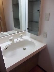 ラビ目黒 106号室の洗面所