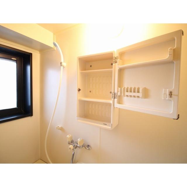 プレール都立大 105号室のトイレ