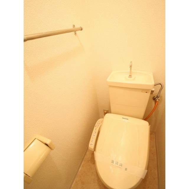 プレール都立大 105号室の洗面所