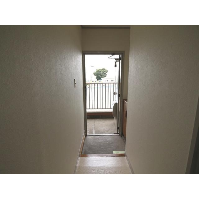 上尾リバーストーン 302号室の玄関