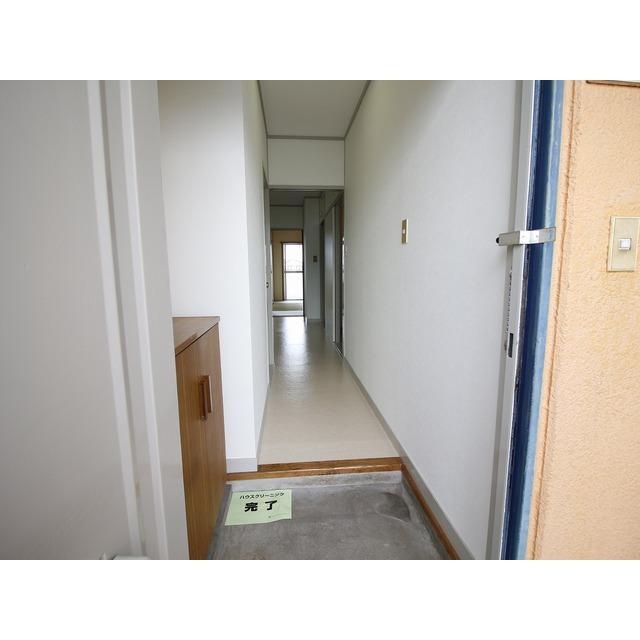 上尾リバーストーン 302号室のエントランス