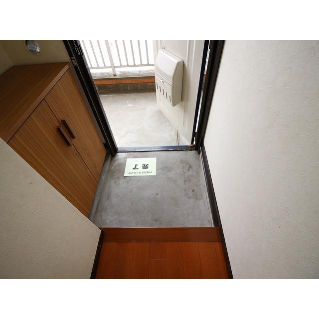 上尾リバーストーン 303号室のリビング