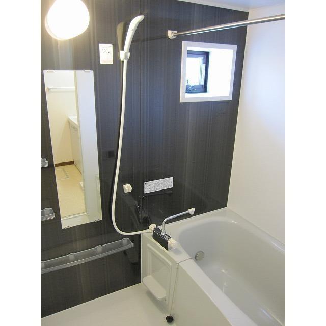 アムール 中央Ⅰ 201号室の風呂
