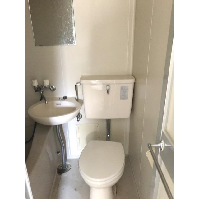 鎌伊ハイツ 2C8号室の風呂