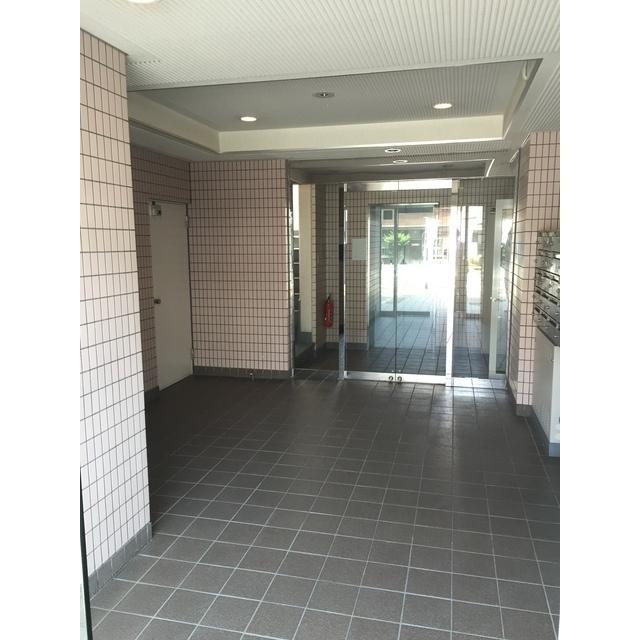 東玉川ハウス 101号室のエントランス