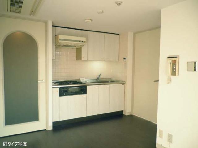 FUKASAWA614マンション 505号室のキッチン