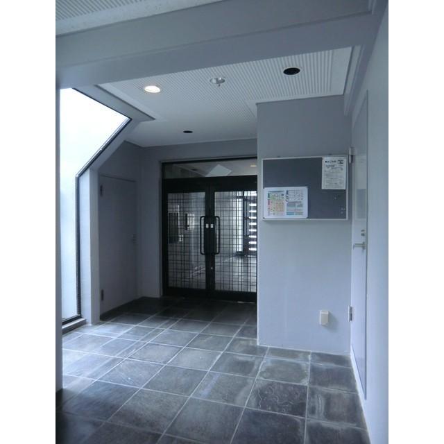 コリドー池尻 208号室の収納