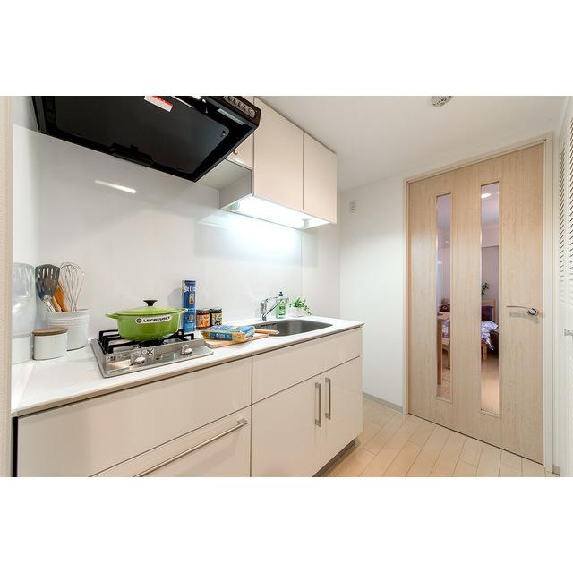 グランハイツ南雪谷 312号室のキッチン