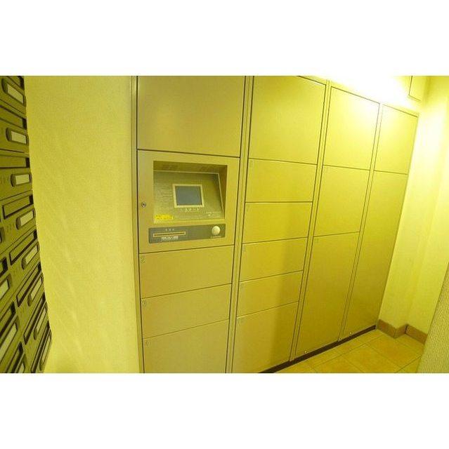 グランハイツ南雪谷 312号室のトイレ