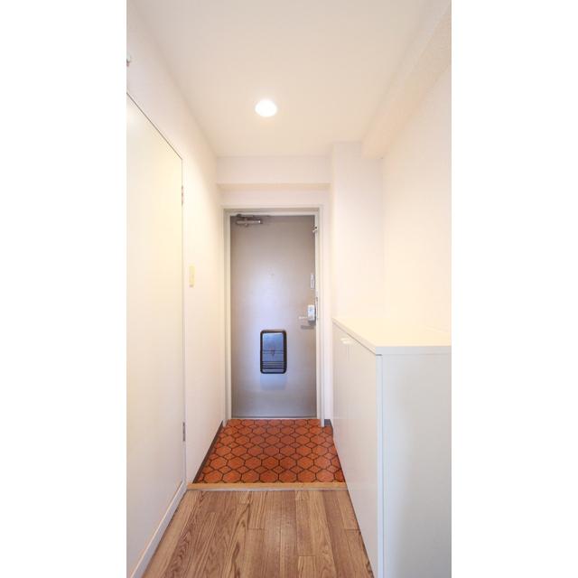 パストラル野沢壱番館 301号室の玄関