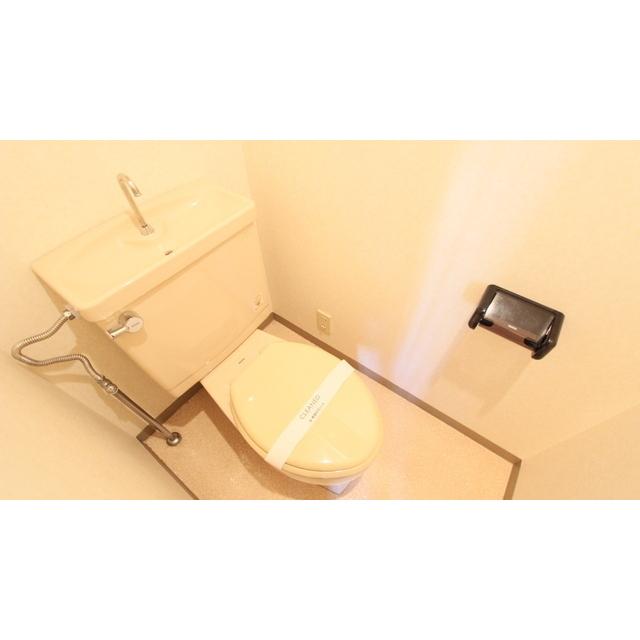 パストラル野沢壱番館 301号室のトイレ