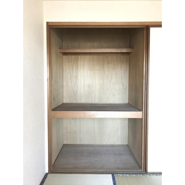 パストラル野沢壱番館 301号室の収納